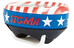 SIGMA SPORT MySpeedy fietscomputer stars and stripes blauw/wit